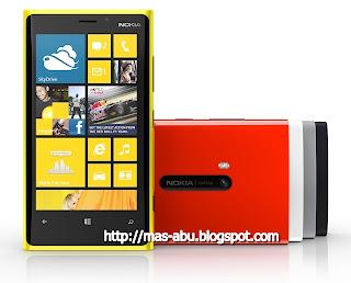 Spesifikasi Dan Harga Nokia Lumia 920