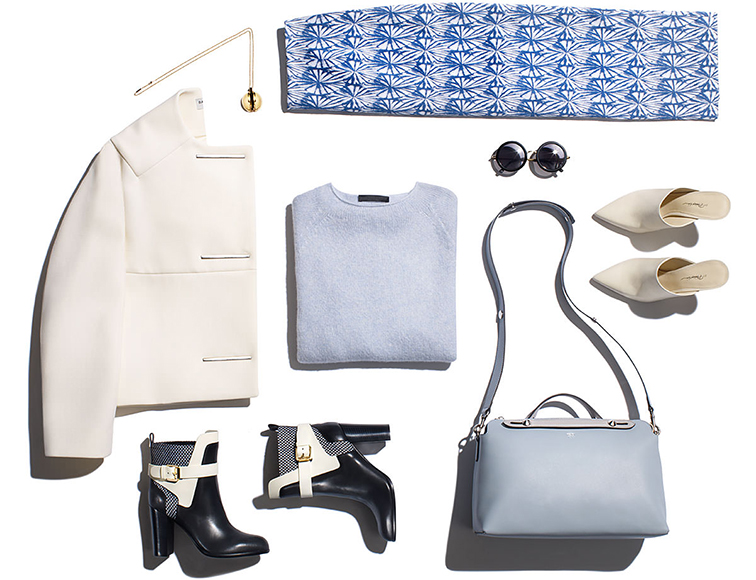 Spring 2015 products, powder blue, trends