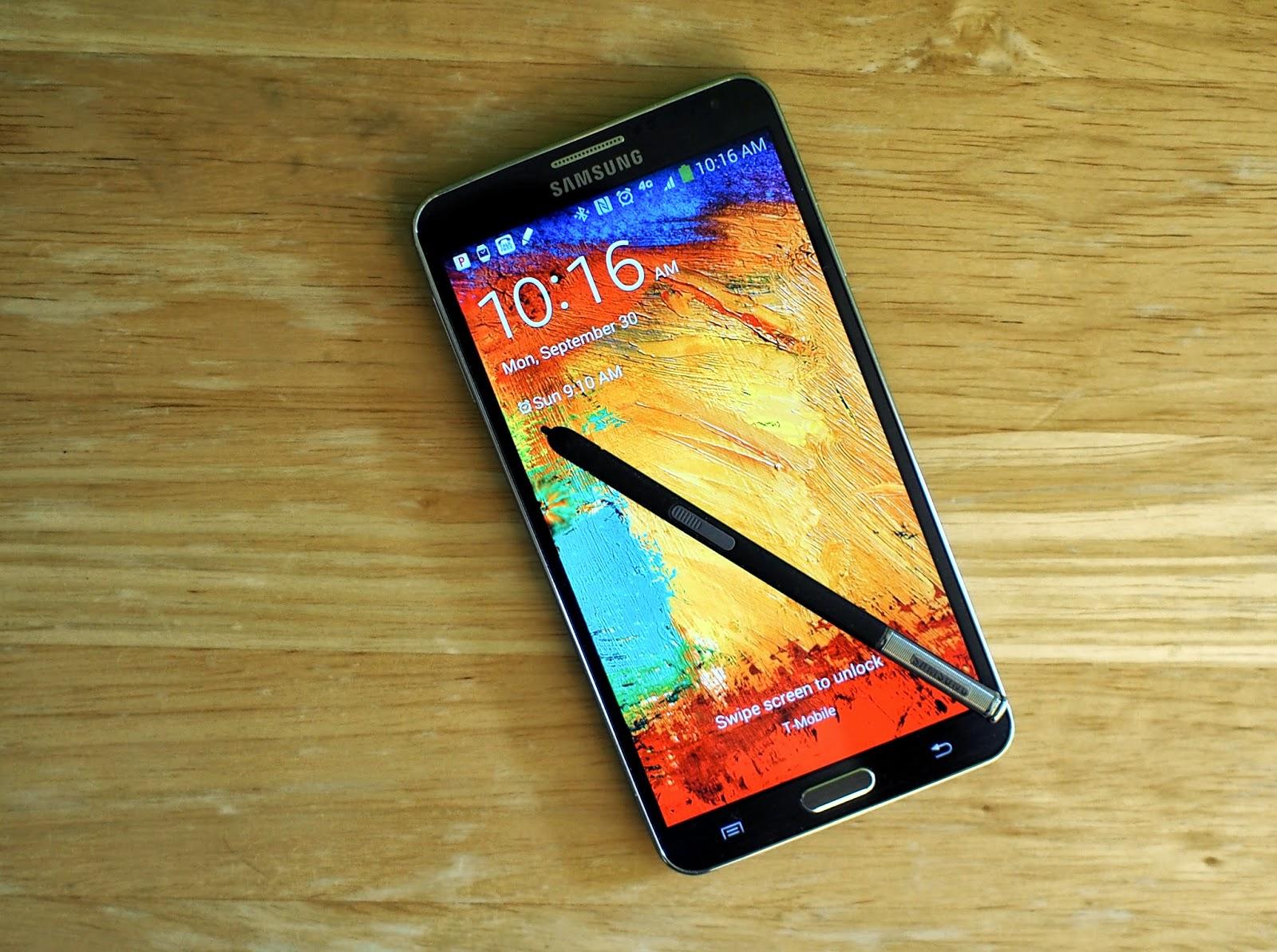 Samsung Galaxy Note 4, Smartphone Premium Harga 9 jutaan