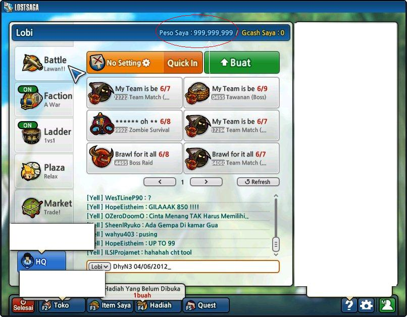 cheat lost saga gratis lostsagashot download cheat lost saga skill
