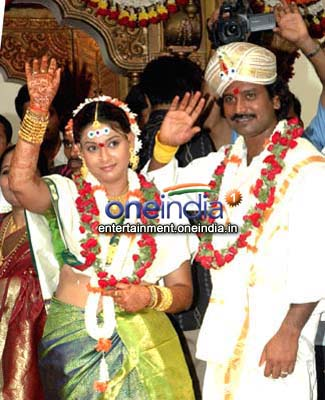 Tamil Actress Wedding Pictures