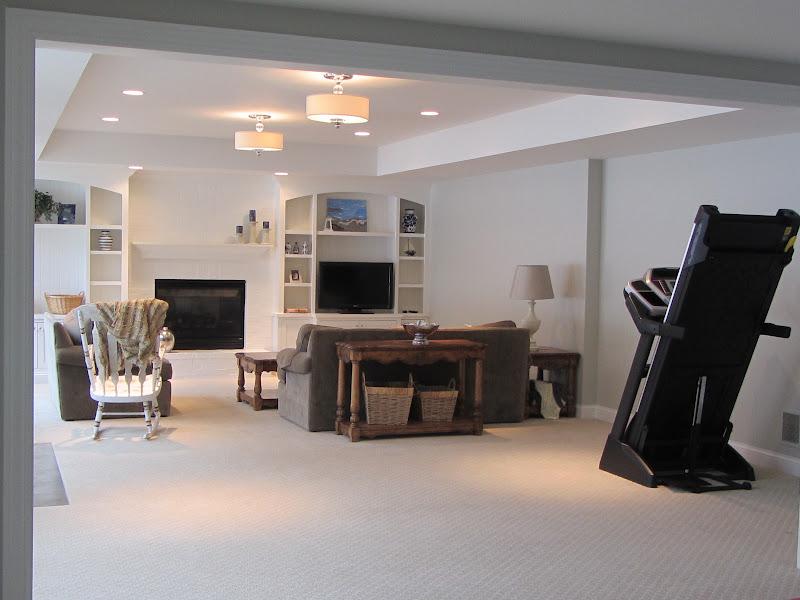 august fields basement family room