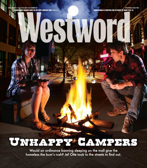 Denver Direct: Unhappy Campers: Westword Is Denver's Best
