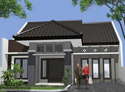 gambar rumah minimalis 1 lantai yang modern | rumah