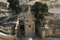 Jerusalem: Tomb of Absalom