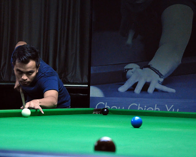 AUO SUNPOWER Snooker Tournament 2015
