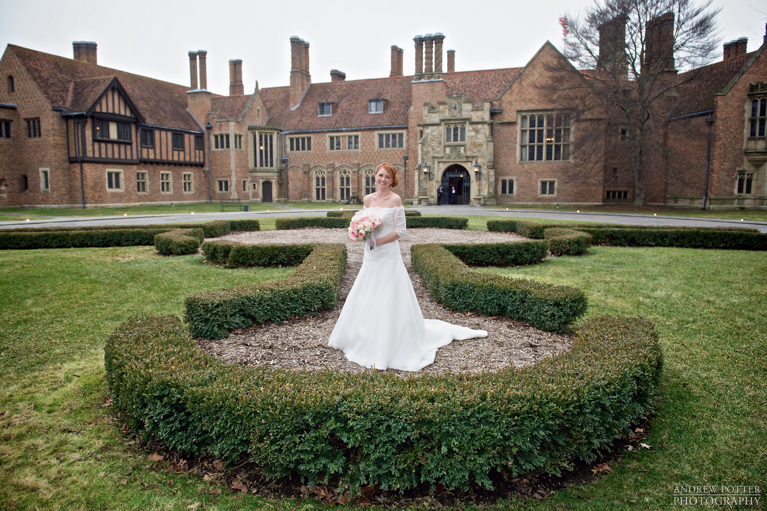 Andrew Potter Photo Blog Meadow Brook Hall Wedding