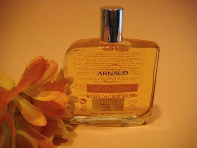 Elixir de Aceites Secos de Institut Arnaud
