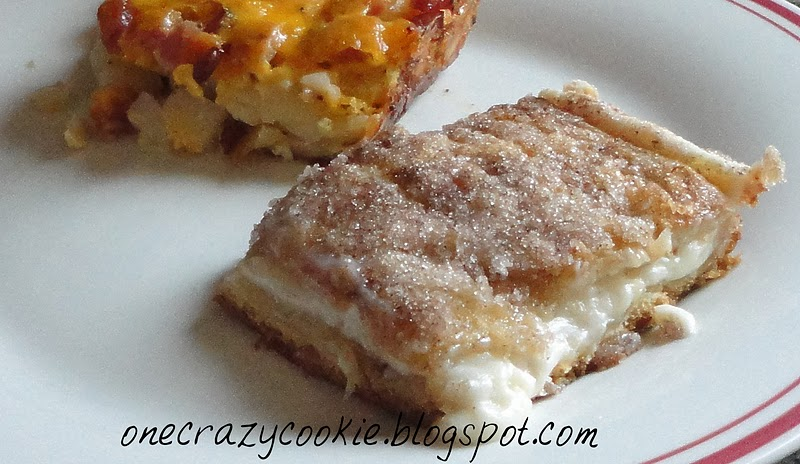 One Crazy Cookie: Sopapilla Cheesecake Dessert