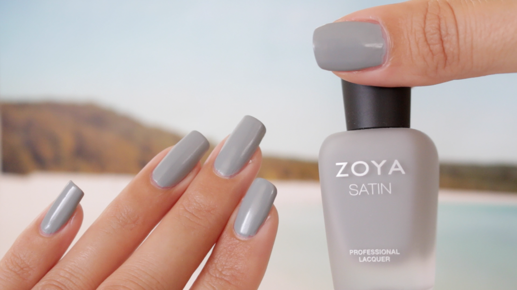 Zoya Tove Satin Swatches