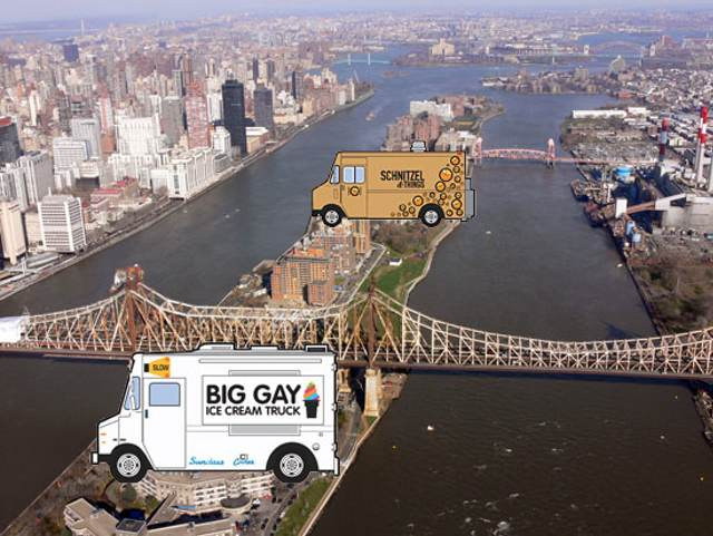 Future Of Roosevelt Island Mobile Food Trucks Modification Pier Nyc Waterfront Restaurant Permit And House Ground Lease On Agenda For Tonight S
