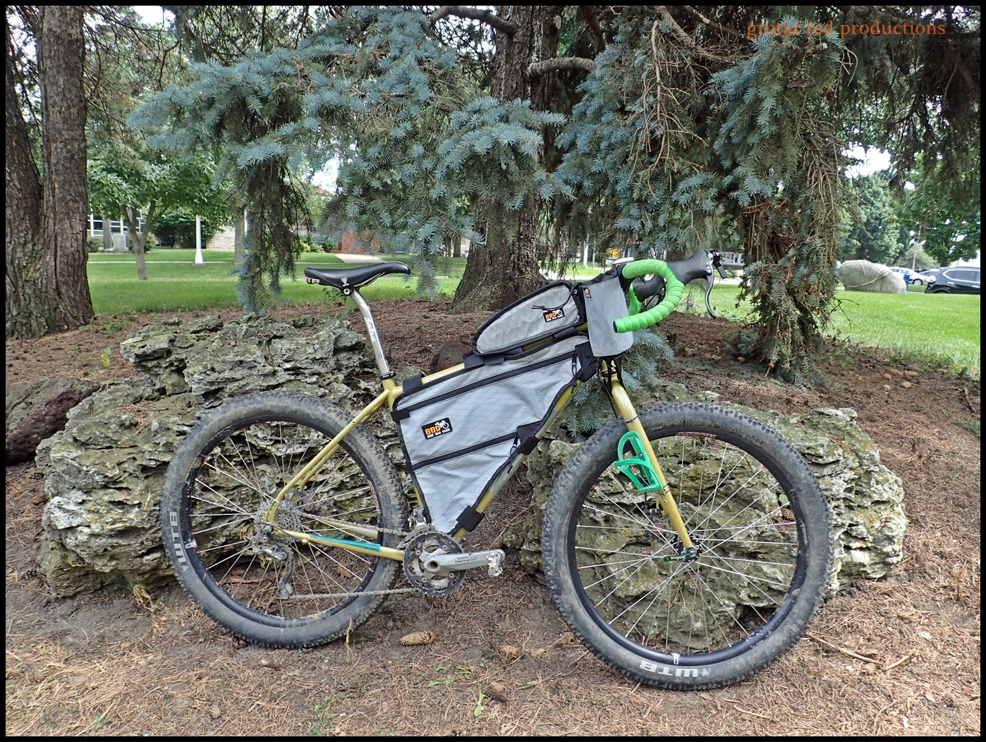 Bike Bag Dude Frame Bags Overview