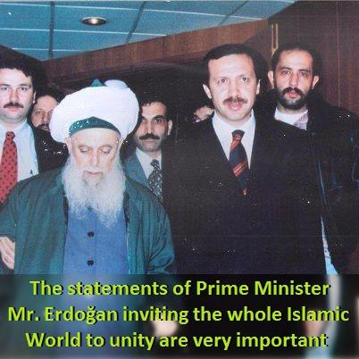 unity in islamic world