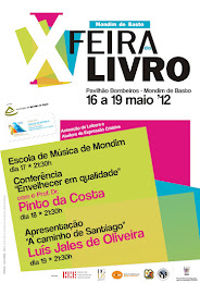 FEIRA DO LIVRO 2012 | CARTAZ