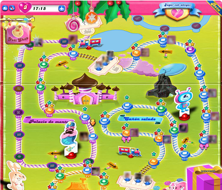 Candy Crush Saga HACK [Facebook]