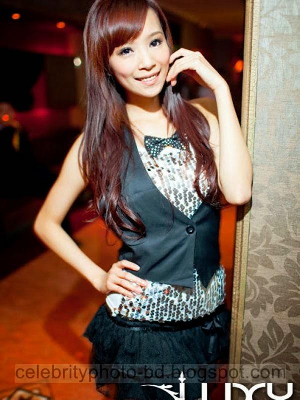 Asian+Top+Hottest+Popular+Girl+Baokaka+Lv+Yuling+New+Edition+Photos+2014009