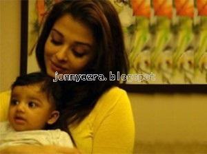 Gambar Anak Aishwarya Rai Tersebar Di Internet