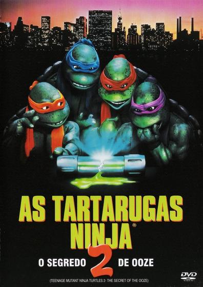 Baixar Filme As Tartarugas Ninja 2: O Segredo do Ooze BDRip AVI Dublado