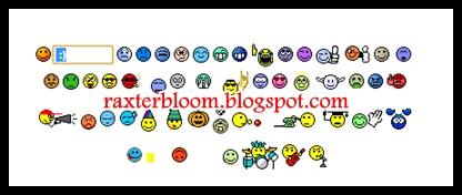 Cara Membuat Emoticon Komentar Keren - raxterbloom.blogspot.com
