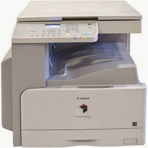 Mesin fotokopi pilihan biner