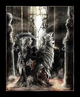 gothic men - backround pic - siyah beyaz