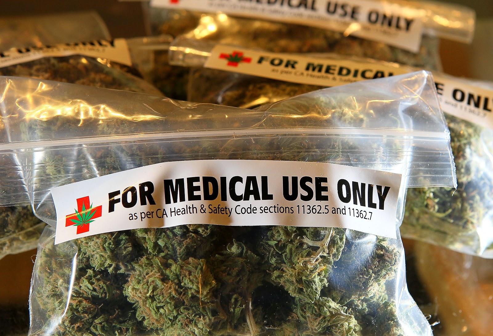 Debería o no ser aceptada el uso la marihuana medicinal