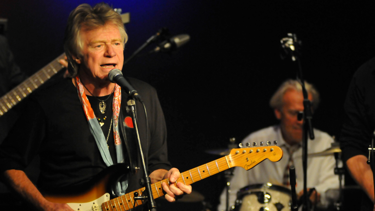 classic rock    dave edmunds interview rockabilly guitar hero releases brilliant