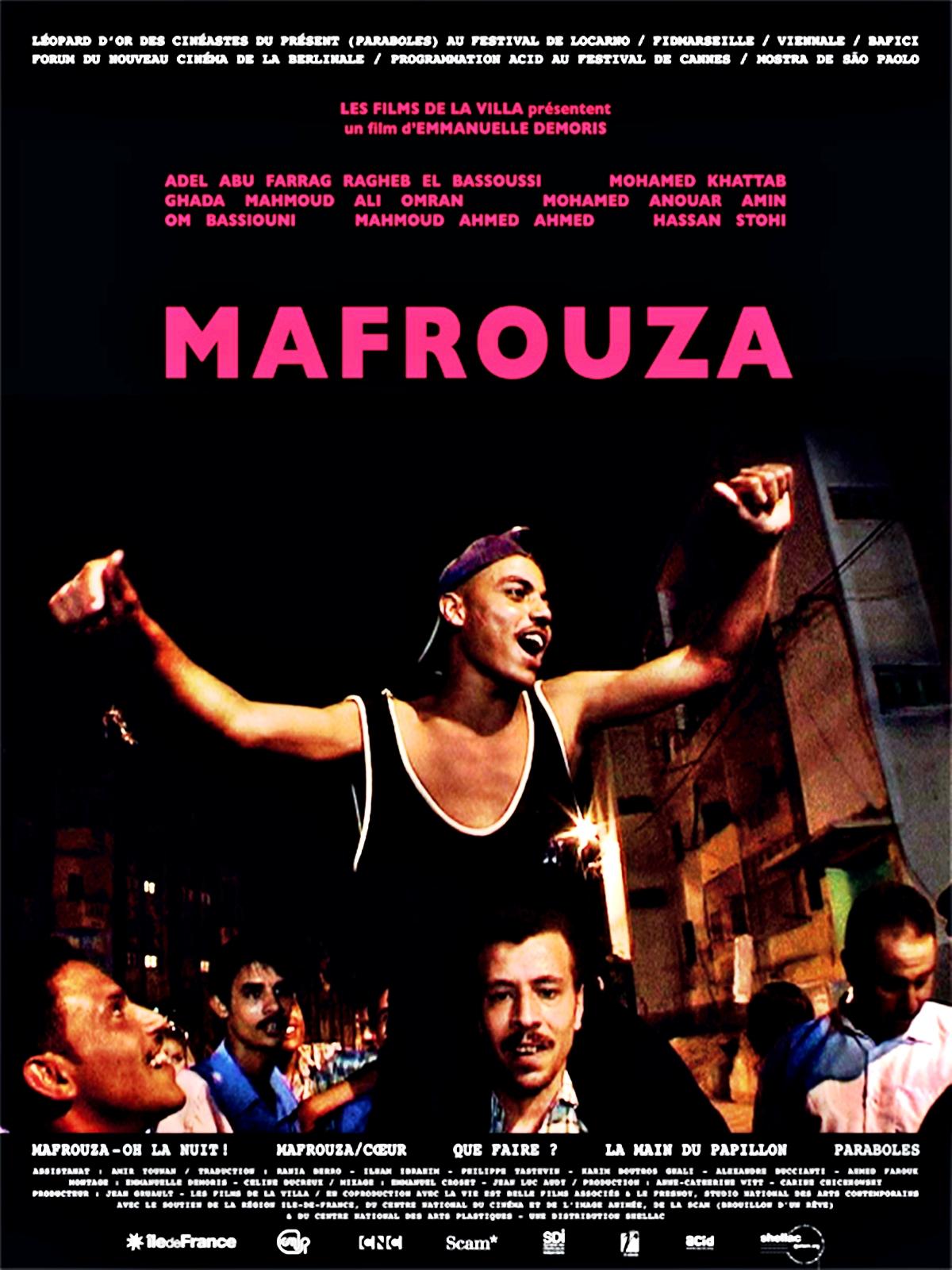 """MO(T)SAIQUES 2: P. 46. """"Mafrouza"""", cinq films en un"""