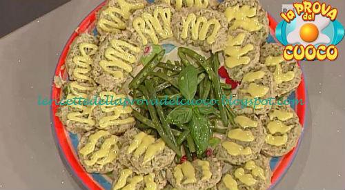 Polpettone di tonno lessato ricetta Moroni da Prova del Cuoco