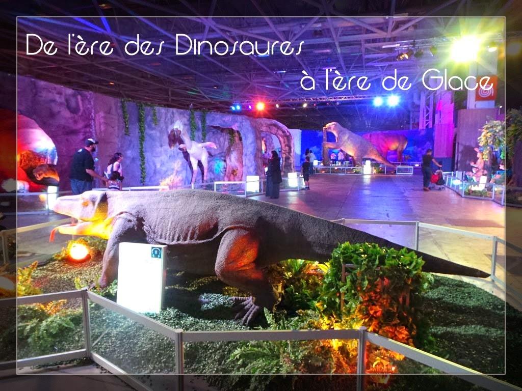 Les dinosaures ont envahi la porte de versailles paperblog - Animaux porte de versailles ...