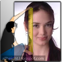 What is the height of Kristine Hermosa?