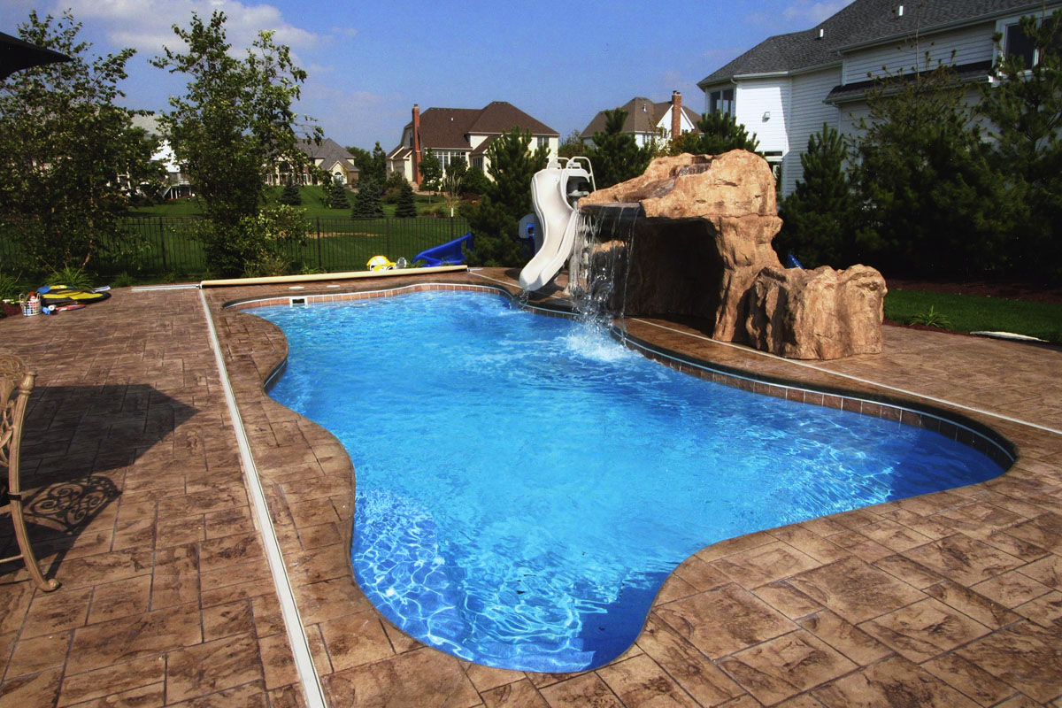 Beautiful Pool Enchanting With Beautiful Inground Pools Image