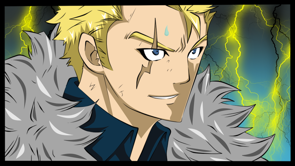 Laxus Dreyar (Fairy Tail)