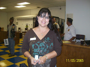 Dept Auxiliary1st Vice Janet Romero