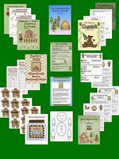 http://www.teacherspayteachers.com/Product/Gingerbread-Holiday-Bundle-169579
