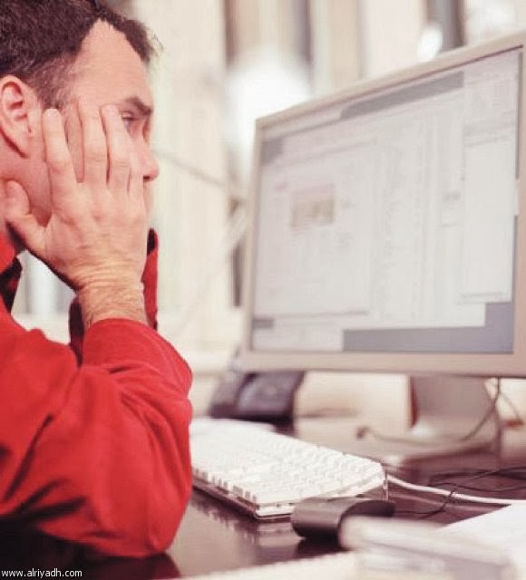 احذر ادمان الانترنت و الفيس بوك يسبب مرض جفاف العين | الامراض التي يسببها الانترنت و ادمان الفيس بوك eye-dryness