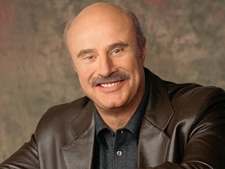 PHIL McGRAW (1950-PRESENT) TV PERSONALITY