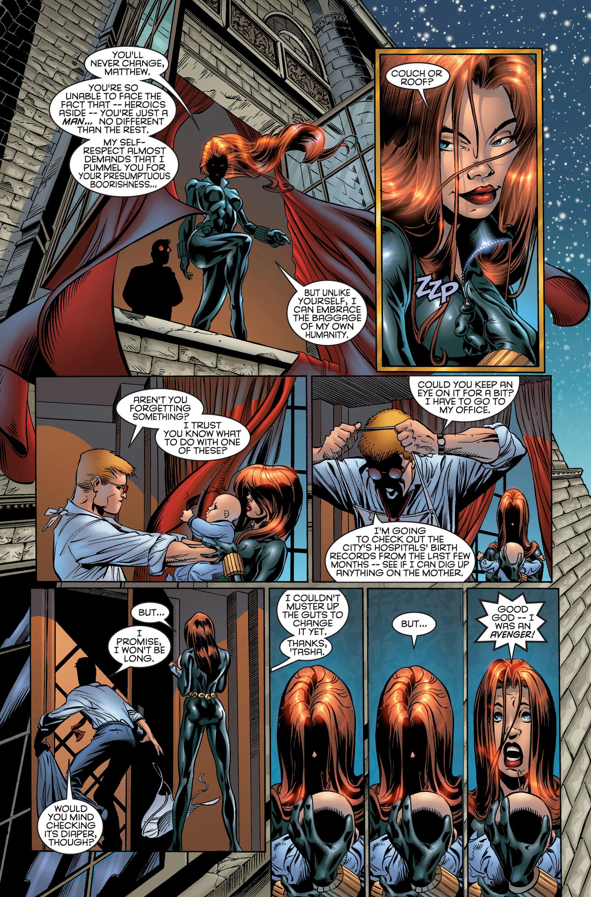 Read online Daredevil (1998) comic -  Issue #2 - 5