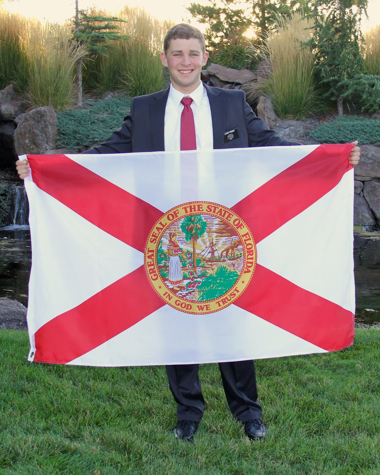 Serving in the Florida Fort Lauderdale Mission