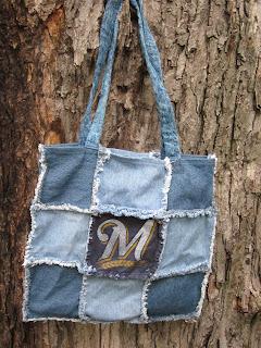 Blue Janes Bags
