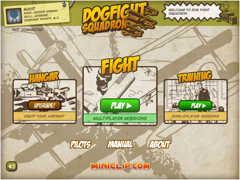 Game : DogFight