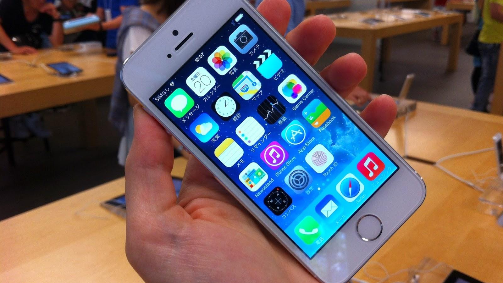 A nova geração do Iphone 5s informações!