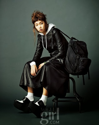 Lee Ho Jung - Vogue Girl Magazine September Issue 2013