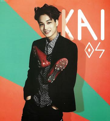 exo kai calendar 2014