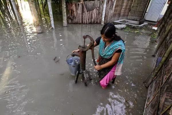 Foto Foto Ini Akan Membuat Berpikir Dua Kali Untuk Menghargai Air
