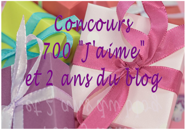 Concours!!!!
