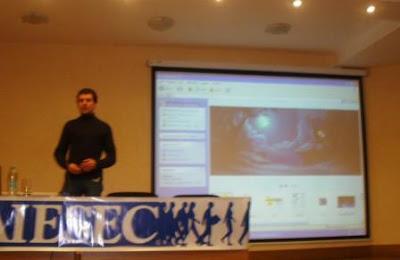 IT-форум в Симферополе от Айсека. Семенов Никита