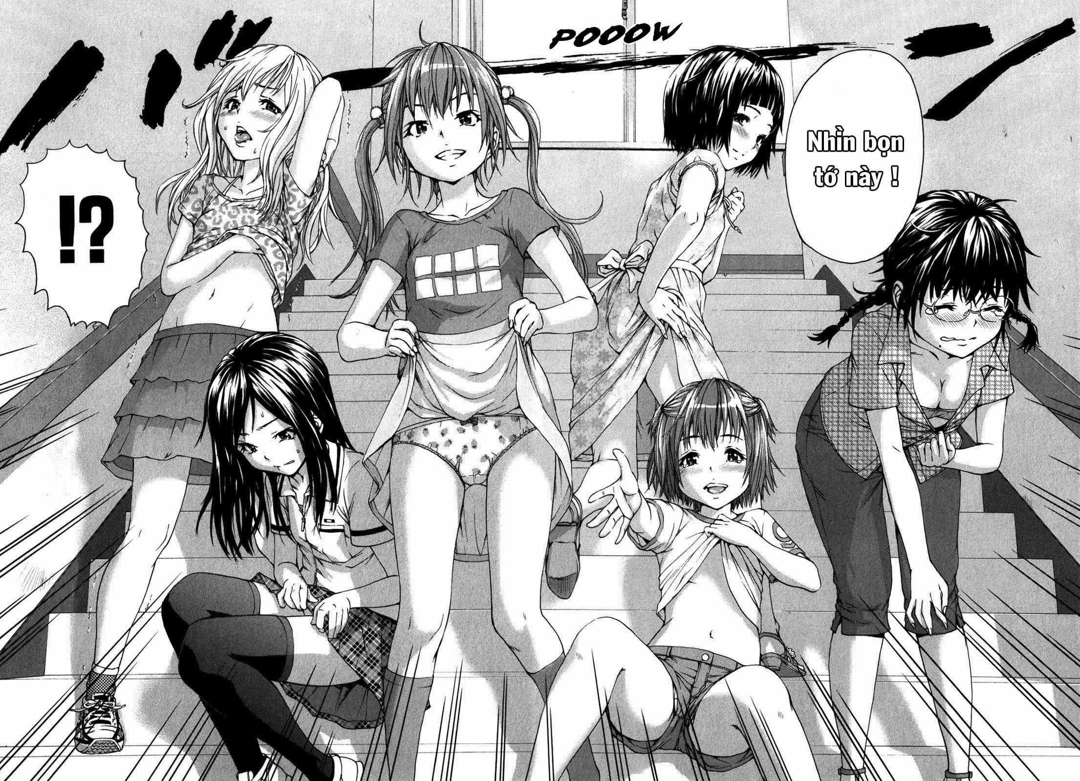 Hình ảnh 0013 in [Siêu phẩm] Mujaki no Rakuen Hentai Series