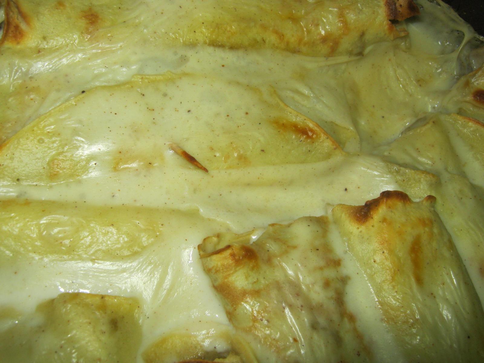 Ricetta crepes con crema di carciofi