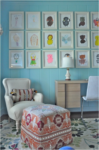 Key interiors by shinay not pink and beautiful teen girl for Cute bedroom ideas for 10 year olds
